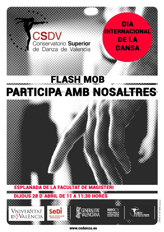Flash Mob en Magisterio