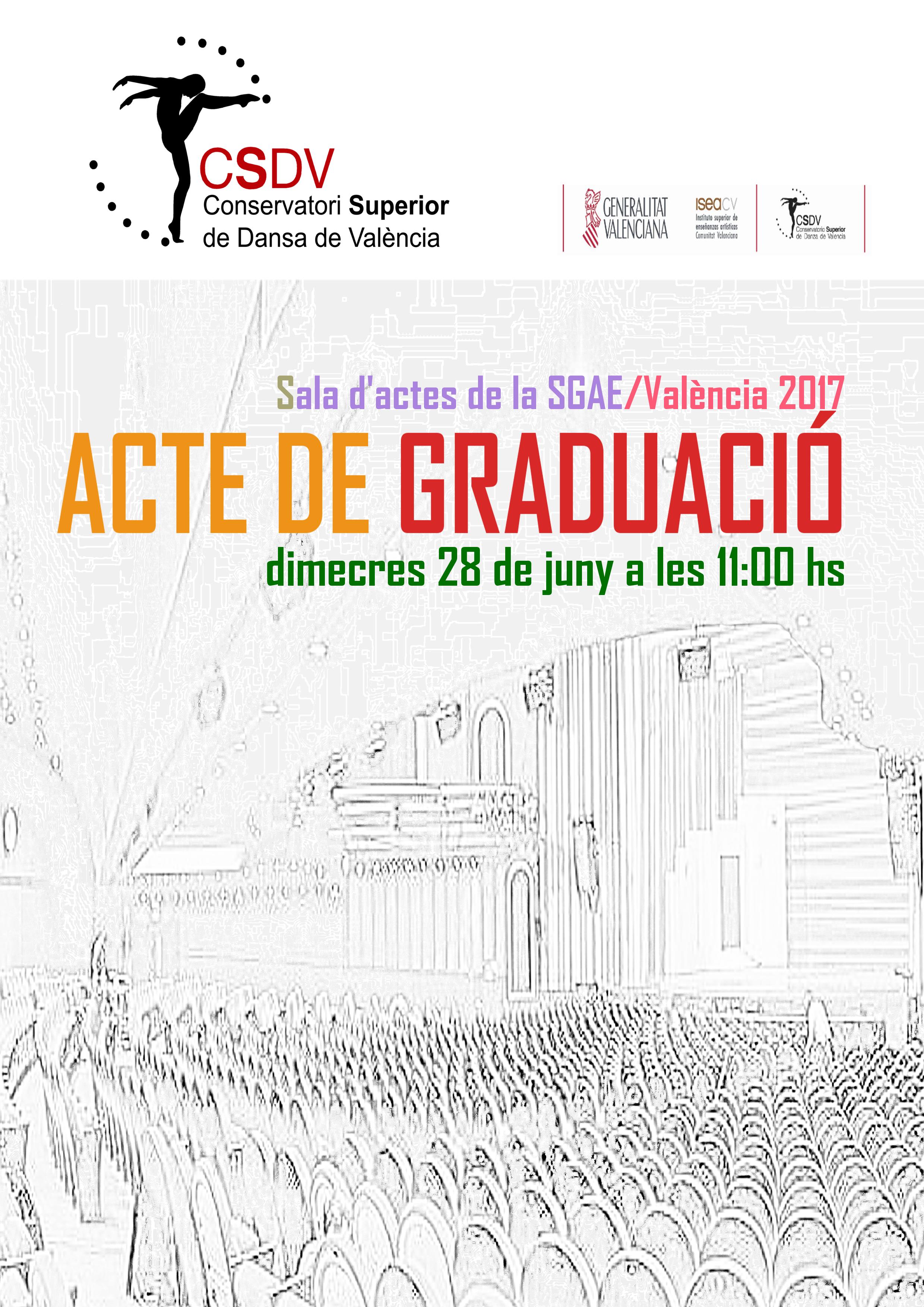 Acto Graduación