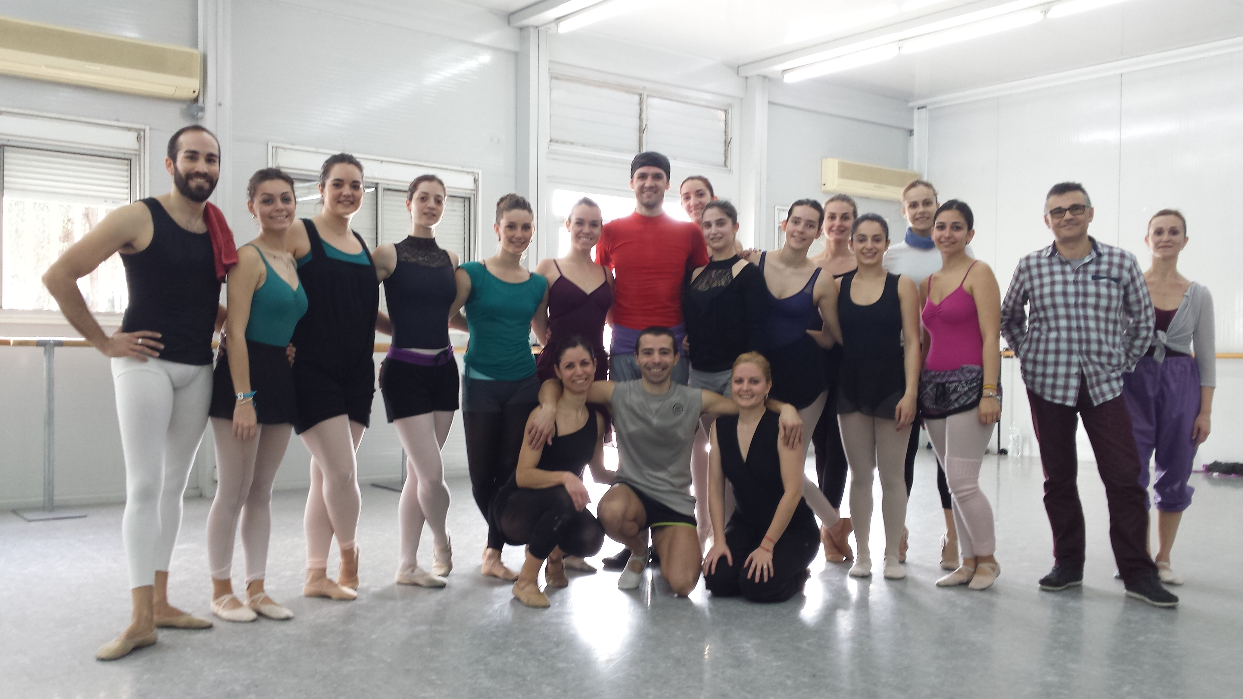 Clase magistral Andrei Besov