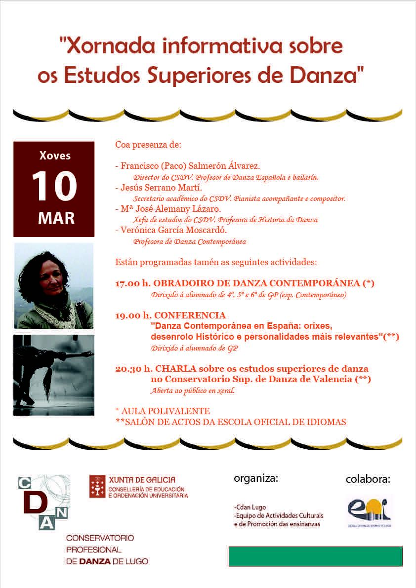 Jornadas en CPD de Lugo