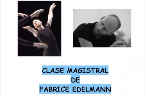 Clase magistral Fabrice Edelmann
