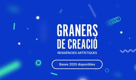 Graners de Creació. Bases Convocatoria 2019 para 2020