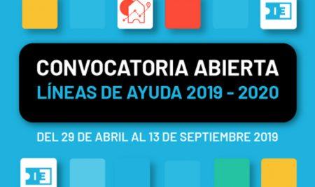 Abierta la convocatoria de Ayudas IBERESCENA 2019/2020.