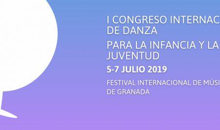 1er Congreso Internacional de Danza para la infancia y la juventud