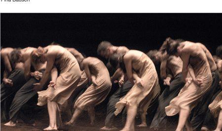 Audición – Tanztheater Wuppertal Pina Bausch – Enero 2020