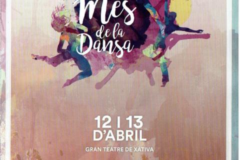 """Colaboración Xàtiva """"Mes de la danza"""""""