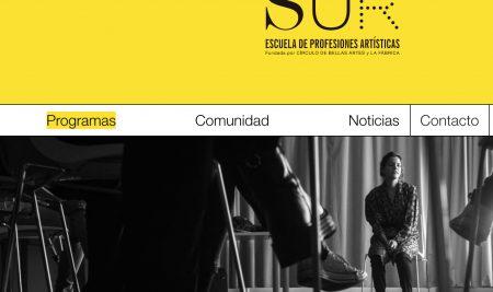 Becas ACCIONA para el Máster en Artes y profesiones artísticas.