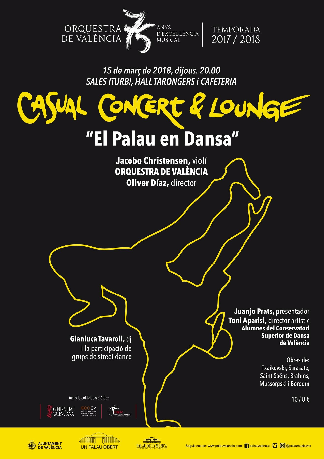 Colaboración Casual Concert
