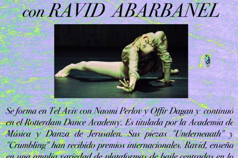 Clase Magistral Ravid Abarbanel