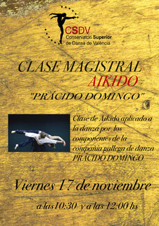 Clase Magistral AIKIDO