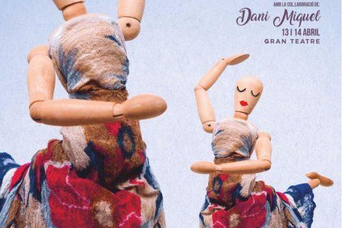 """Colaboración Xátiva """"Mes de la danza"""""""