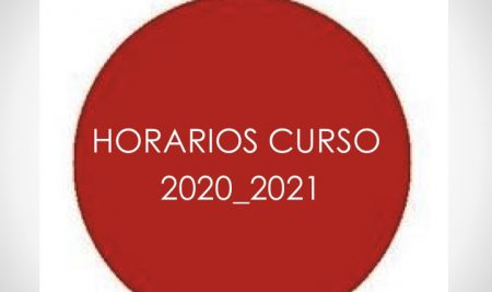 HORARIS CURS 2020_2021 AMB LES AULES ASSIGNADES, 1r SEMESTRE. Actualitzat 2 d'octubre