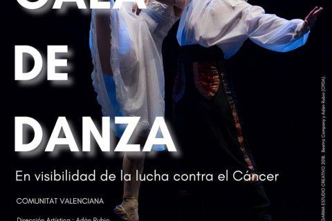 EL CSDV PARTICIPA EN LA V GALA DE DANZA EN VISIBILIDAD DE LA LUCHA CONTRA EL CANCER